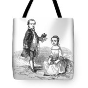 Washingtons Stepchildren Tote Bag