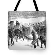 Washita Prisoners, 1868 Tote Bag