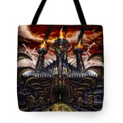Wasted Existence Tote Bag