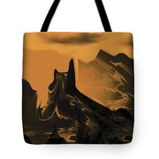 Wastelands Tote Bag
