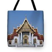 Wat Benchamabophit Ubosot Dthb1239 Tote Bag