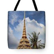 Wat Chalong 5 Tote Bag