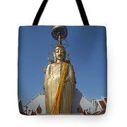 Wat Intarawiharn Phra Luang Phor Toh Standing Buddha Dthb294 Tote Bag