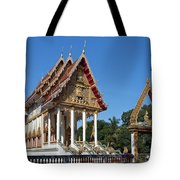 Wat Kan Luang Ubosot Dthu179 Tote Bag
