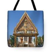 Wat Kan Luang Ubosot Gate Dthu181 Tote Bag