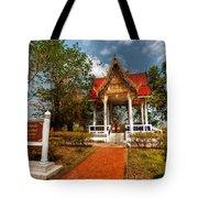 Wat Kham Chanot Tote Bag