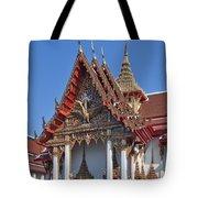 Wat Thewarat Kunchorn Wiharn Dthb292 Tote Bag