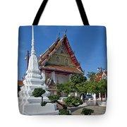 Wat Thong Nopphakhun Ubosot Dthb1169 Tote Bag