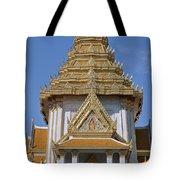 Wat Traimit Phra Maha Mondop Of The Golden Buddha Dthb1100 Tote Bag