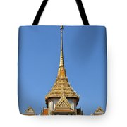 Wat Traimit Phra Maha Mondop Of The Golden Buddha Dthb956 Tote Bag
