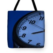 Watch Blue 2 Tote Bag