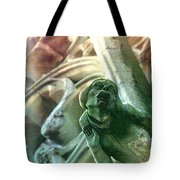 Watcher From Above Tote Bag
