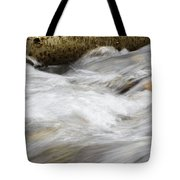 Water 2 Tote Bag