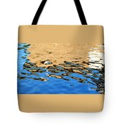 Water Art Tote Bag by Kaye Menner