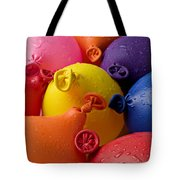 Water Balloons Tote Bag