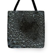 Water Boiling In Pan Tote Bag