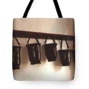 Water Buckets Tote Bag