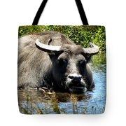 Water Buffalo Tote Bag