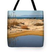 Water By The Ocean Tote Bag