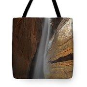 Water Canyon Tote Bag