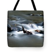 Water Cascades Tote Bag