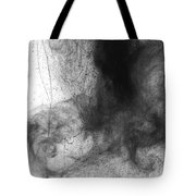 Water Dust Tote Bag