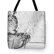 Water Fountain 1 Tote Bag