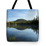 Water Grass Tote Bag