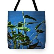 Water Lilies No.098 Tote Bag