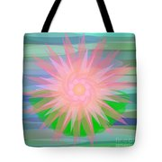 Water Lily 2012 Tote Bag