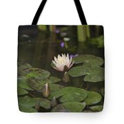 Water-lily Tote Bag