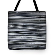 Water On Wire Tote Bag