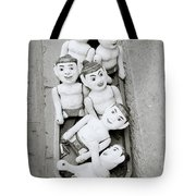 Water Puppets In Hanoi Tote Bag