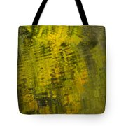 Water Reflection Abstract Autumn 1 D Tote Bag