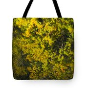 Water Reflection Abstract Autumn 1 F Tote Bag