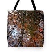 Water Serenade Tote Bag