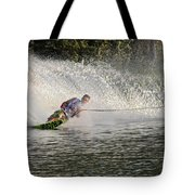 Water Skiing 14 Tote Bag