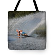 Water Skiing 15 Tote Bag