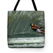 Water Skiing Magic Of Water 1 Tote Bag