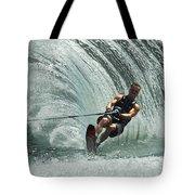 Water Skiing Magic Of Water 10 Tote Bag