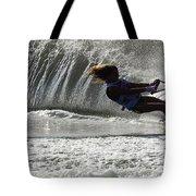 Water Skiing Magic Of Water 12 Tote Bag
