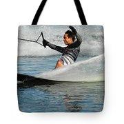 Water Skiing Magic Of Water 22 Tote Bag