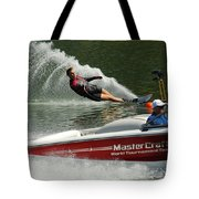 Water Skiing Magic Of Water 26 Tote Bag