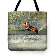 Water Skiing Magic Of Water 4 Tote Bag