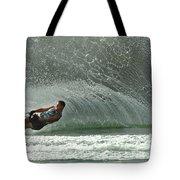 Water Skiing Magic Of Water 7 Tote Bag