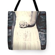 Water Snail Tote Bag