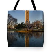 Water Tower Park 1 Tote Bag