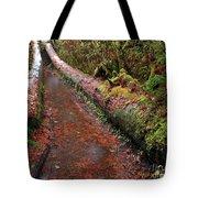 Water Trail Tote Bag