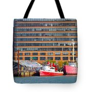 Water View One Tote Bag