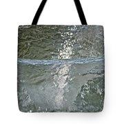 Water Wall Tote Bag